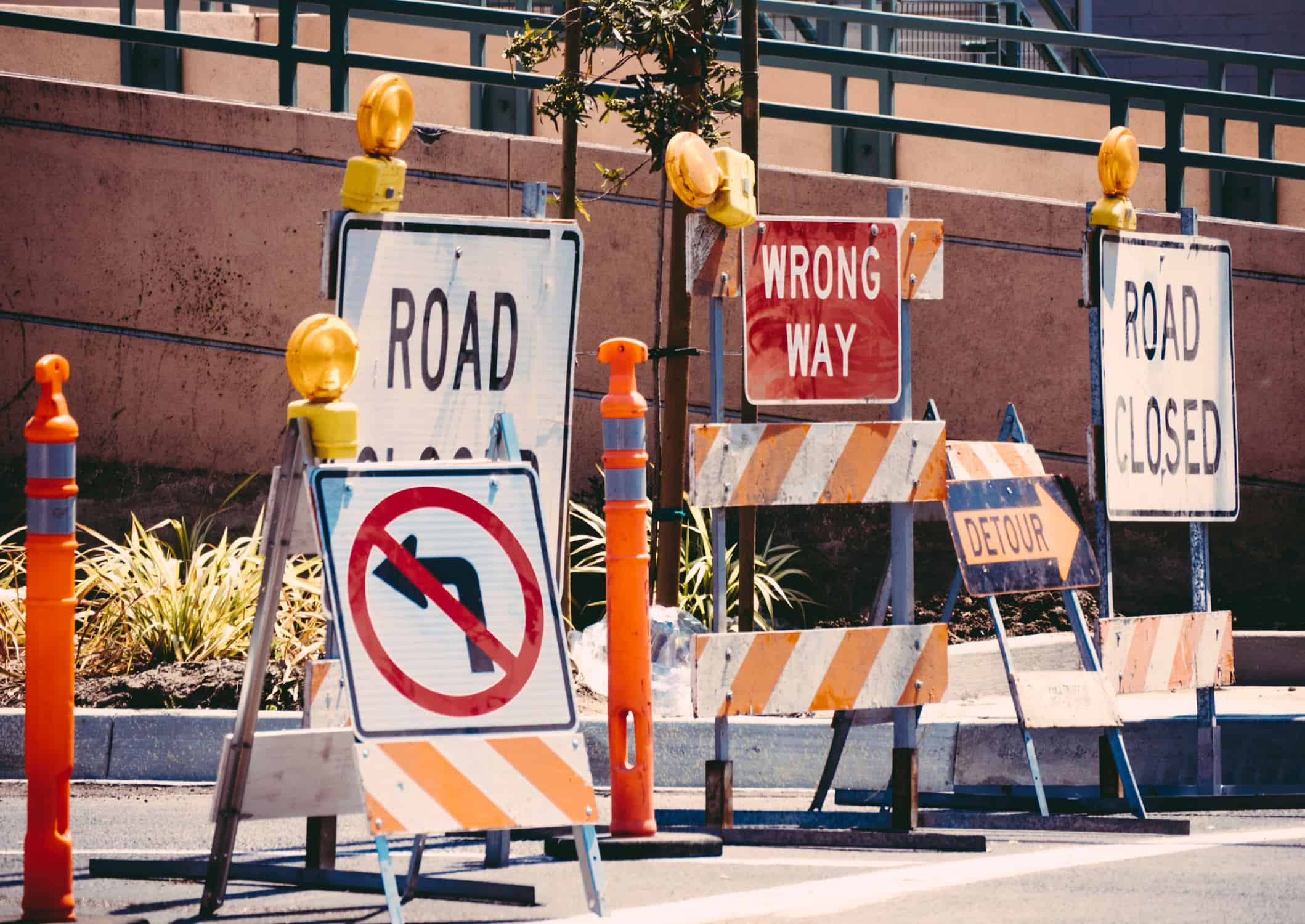 wrong way signs indicate you may be misdiagnosed by your doctor!