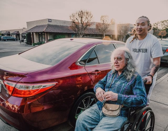 Traveling with a disability: car travel